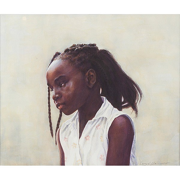 Leroy Allen (American, 1958-2007) Innocence