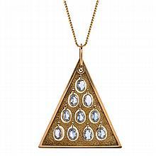 Oswaldo Guayasamin necklace