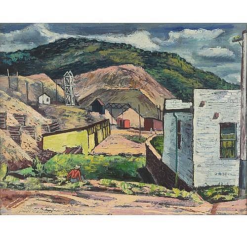 Paul Kauver Smith (American, 1893-1973)