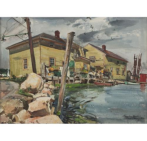 Warren W. Baumgartner (American, 1894-1963)