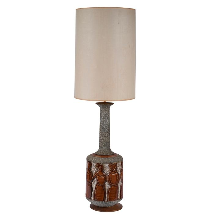 Fratelli Fanciullacci Attribution Table Lamp Base Only 9 5 Dia X