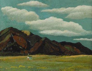 Morris Blackburn (American, 1902-1979),