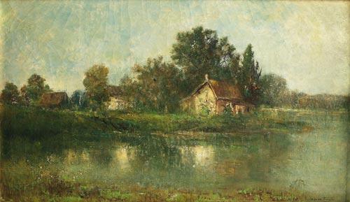 Edward Taylor Snow (American, 1844-1913),
