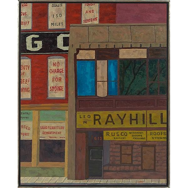 Lucy Carter Eliot Go Rayhill/Syracuse Storefronts