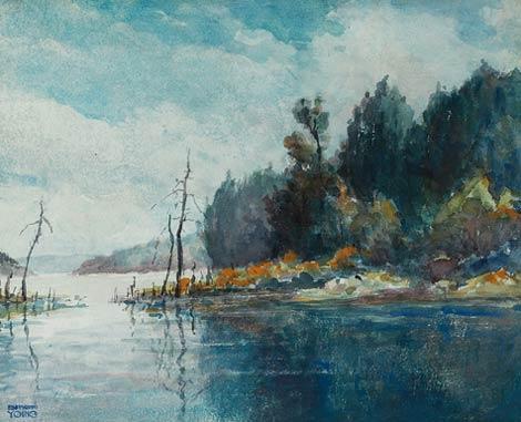 Ellsworth Young (American, 1866-1952 ),