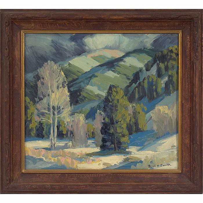 Paul Kauvar Smith (American, 1893-1973)