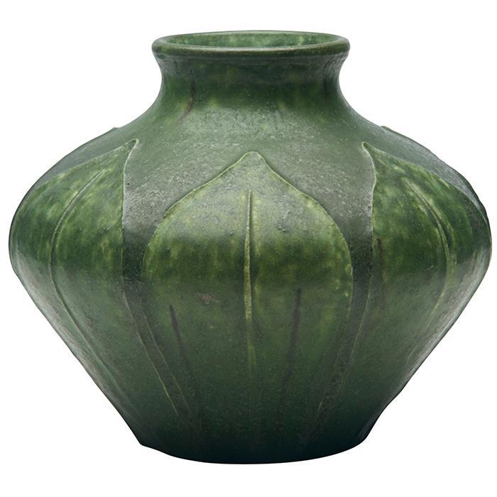 Grueby Faience Company vase 7