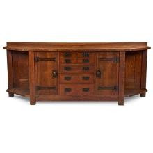 Gustav Stickley sideboard 108