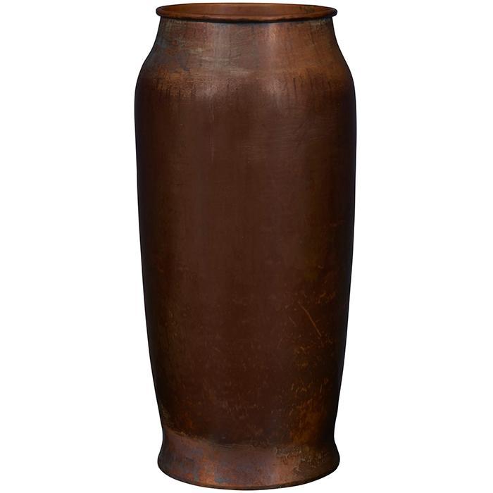 Dirk van Erp (1860-1933) floor vase 10.5