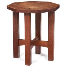 L & JG Stickley tabouret, #558 15