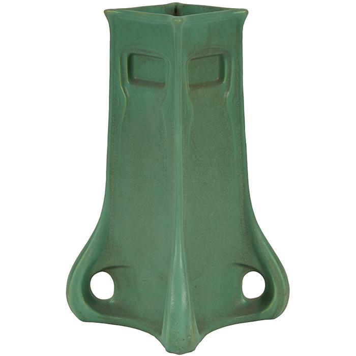 Teco, Harald Hals (1876-1959) designer vase, #259 7