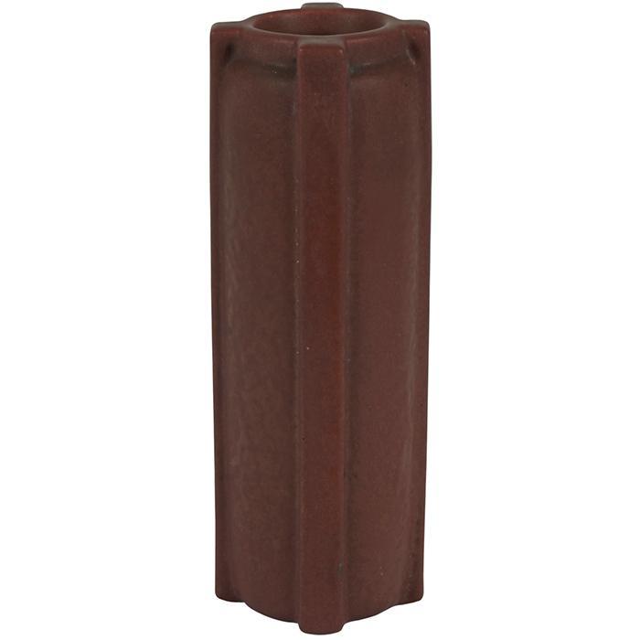 Teco, W.D. Gates (1852-1935), designer buttressed vase, #447 2.5