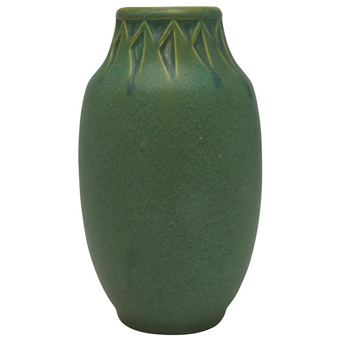 William Hentschel (1892-1962) for Rookwood Pottery vase, #77C 3