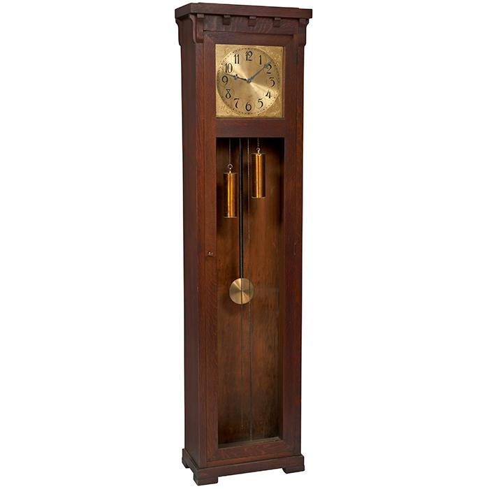 Colonial Manufacturing Company tall case clock 20