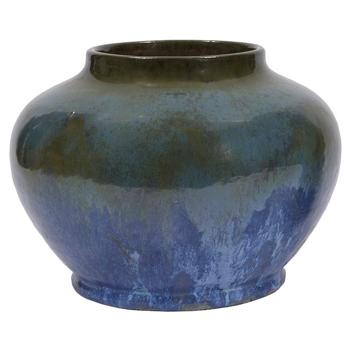Fulper Pottery Co. vase 10.5