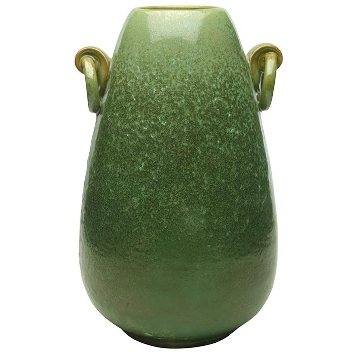 Fulper Pottery Co. two-handled vase 8