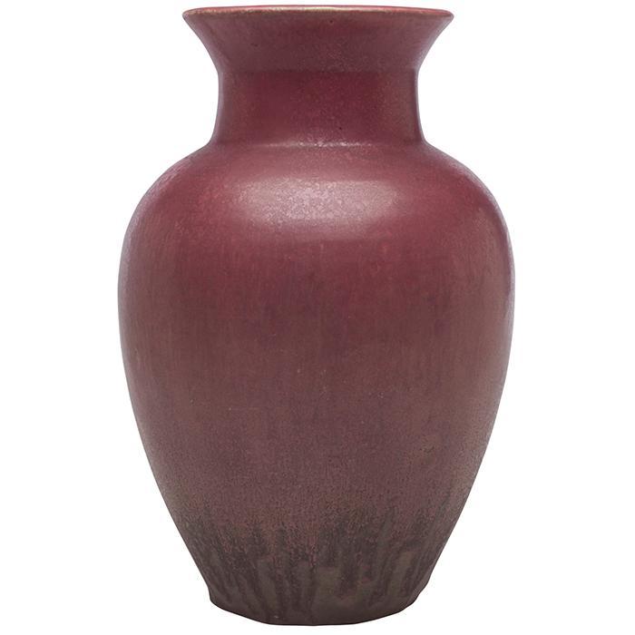 Fulper Pottery Co. shouldered vase 8