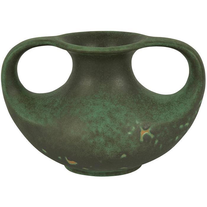 Teco, N. Forester, designer vase, #297 9