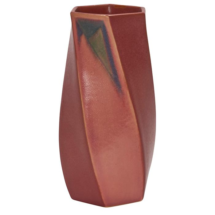 Roseville Pottery Co. Futura vase 4