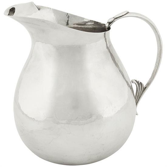 Julius Olaf Randahl (1880-1972) water pitcher, #R6601 / 8 7 1/2