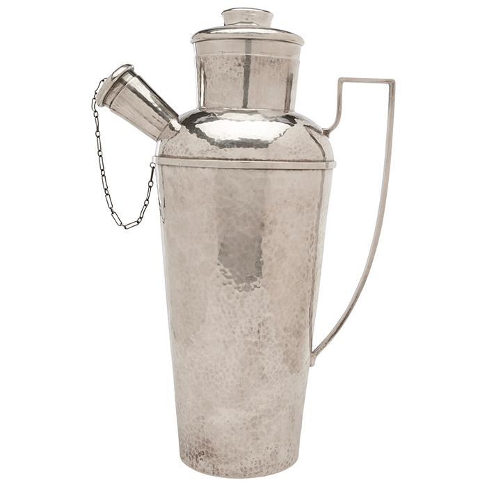 Lebolt & Co. 4-pint cocktail shaker, #810 8