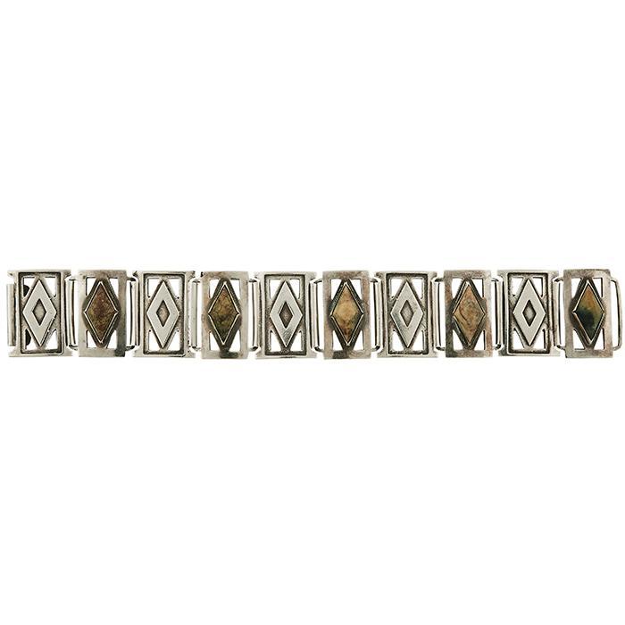 John Pontus Petterson (1884-1949) bracelet 1 1/8