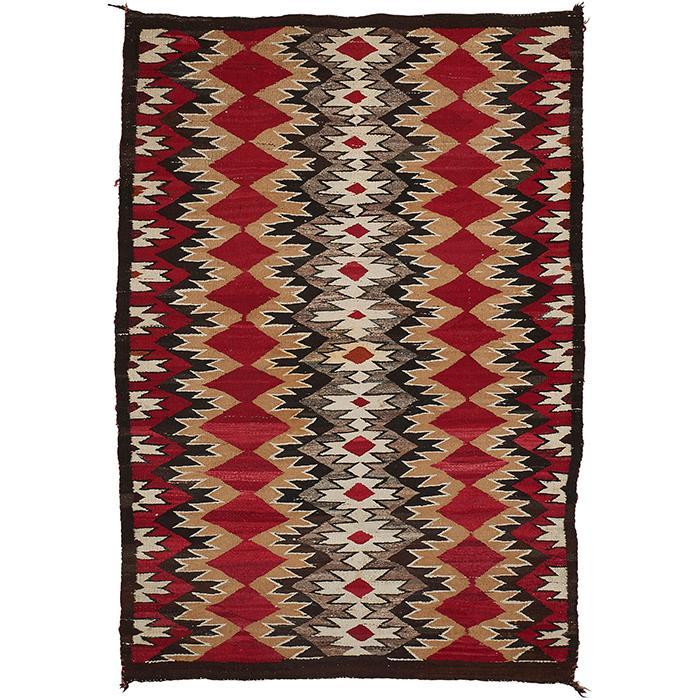 Navajo Eye Dazzler rug 73