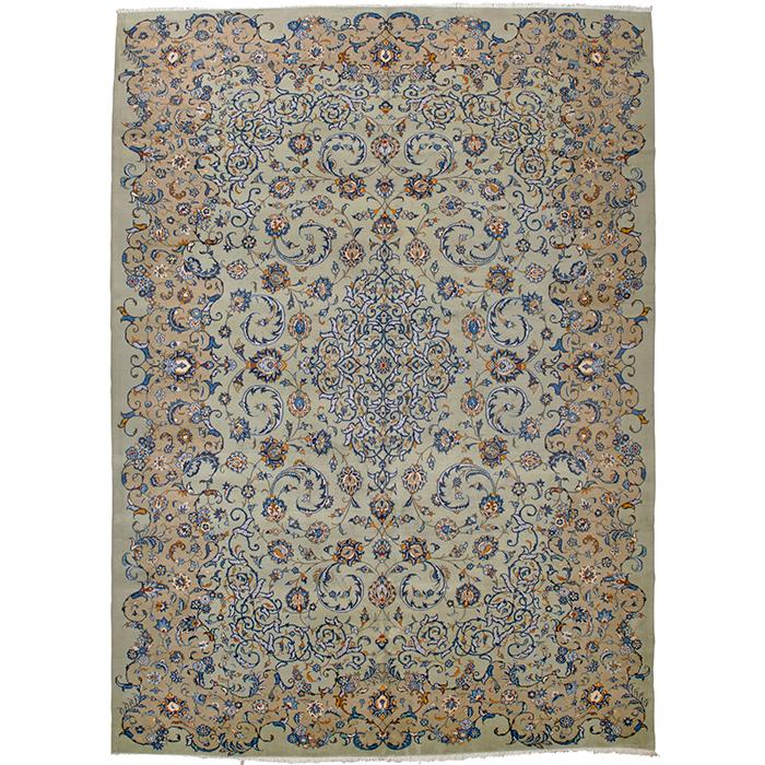 Persian Kashan rug 147
