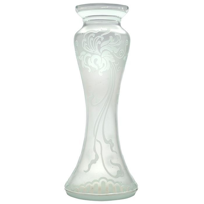 Val St. Lambert vase 4.5