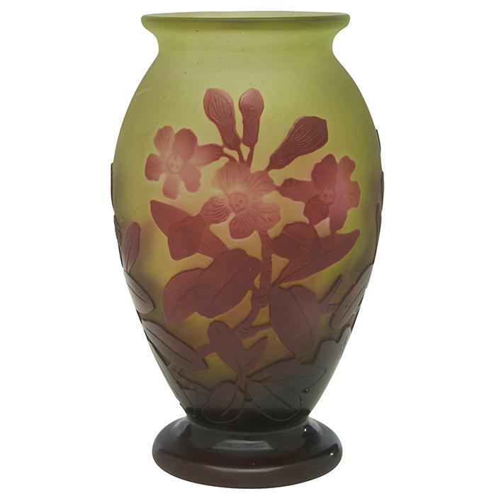Galle Flower vase 3.25