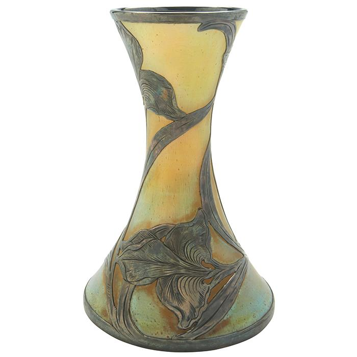 Loetz vase 4