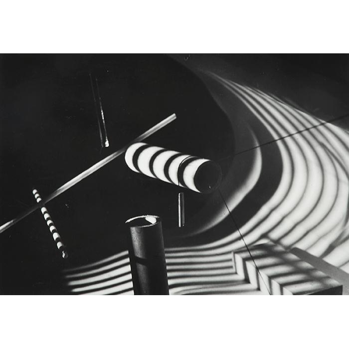 Nathan Lerner, (American, 1913-1997), Light Volume, 1937 (later printing), gelatin silver print, 12.25
