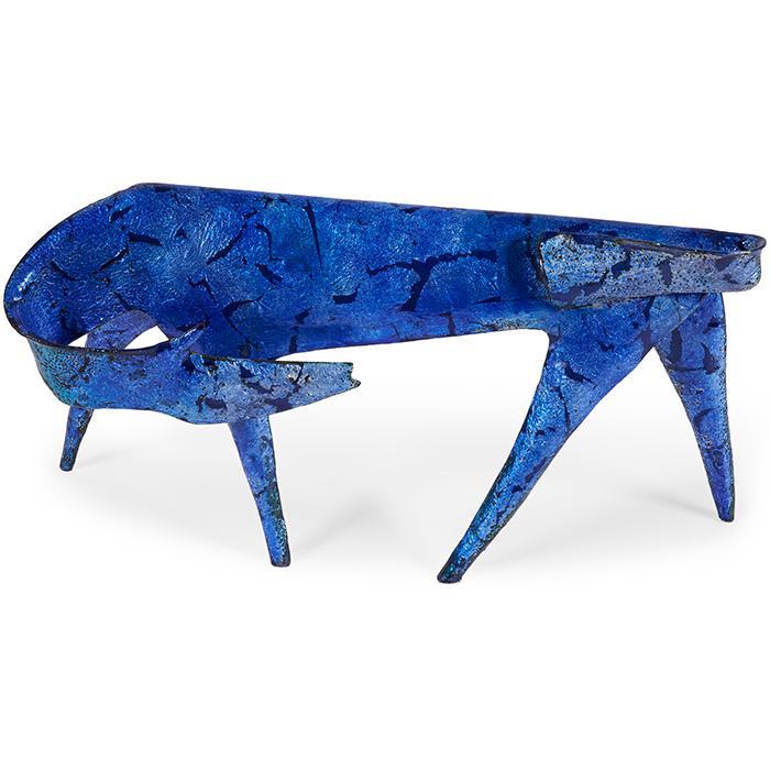 Gio Ponti (1891-1979) for Paolo De Poli Cavallo (horse) sculpture 16