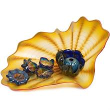 Dale Chihuly (b. 1941) Seaform sculpture 18