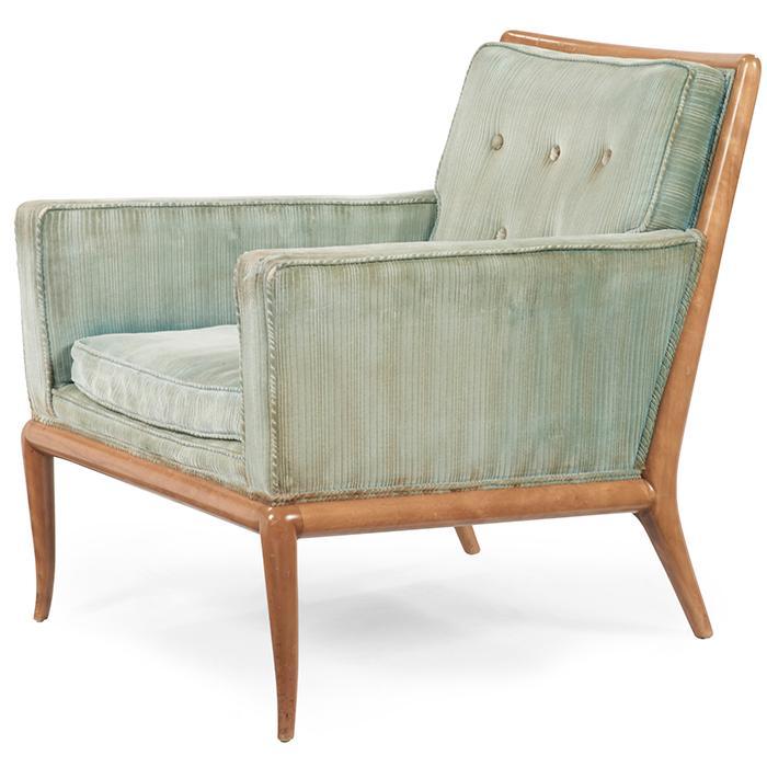 T.H. Robsjohn-Gibbings (1905-1976) for Widdicomb lounge chair, model WMP 30