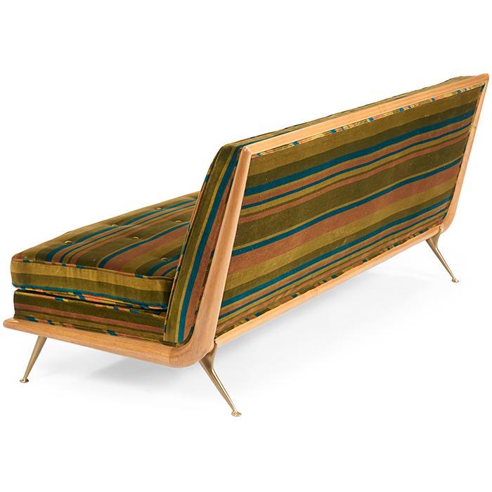 T.H. Robsjohn-Gibbings (1905-1976) for Widdicomb sofa, model 1727 73.5