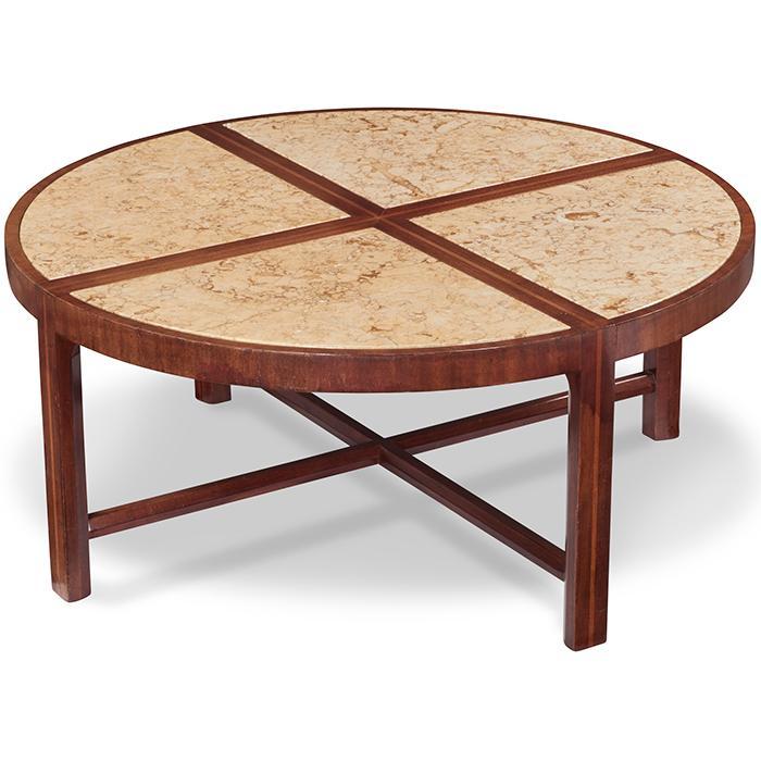 Tommi Parzinger (1903-1981) for Charak Modern cocktail table 32