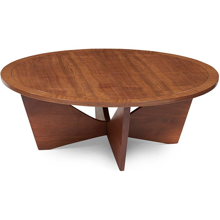 George Nakashima (1905-1990) for Widdicomb coffee table, model 260-L 36