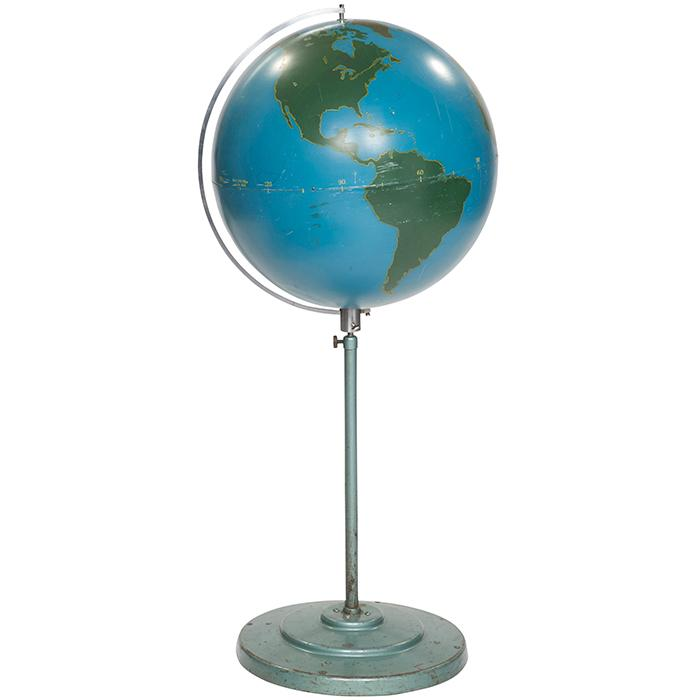 A.J. Nystrom & Co. Graphic Project Globe as shown: 20
