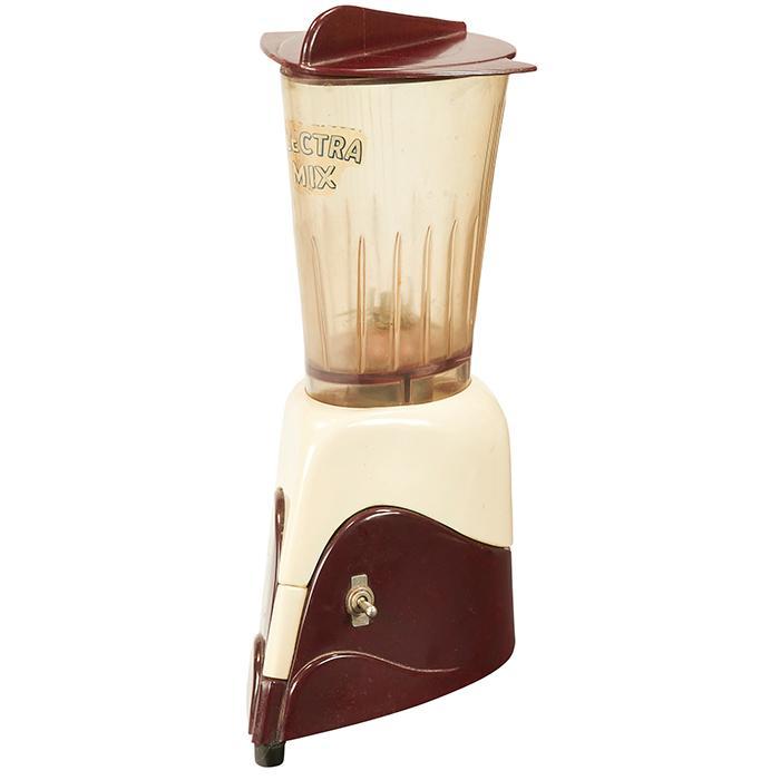 Hollywood Liquefier Company Electra Art Deco blender 6.25