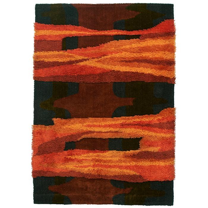 Scandinavian rug 56
