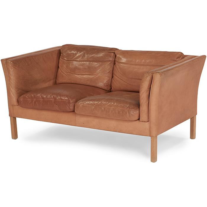 Modern, in the style of Borge Mogensen settee 57