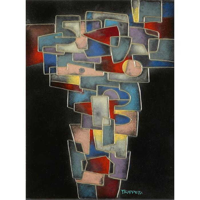 Joseph Trippetti (b. 1923) Abstract 9