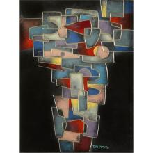 Joseph Trippetti (b. 1923) Abstract 9