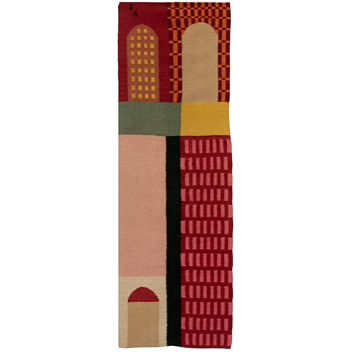 Evelyn Ackerman (1924-2012) and Jerome Ackerman (b. 1920) for Evelyn Ackerman Design wall hanging / tapestry 19