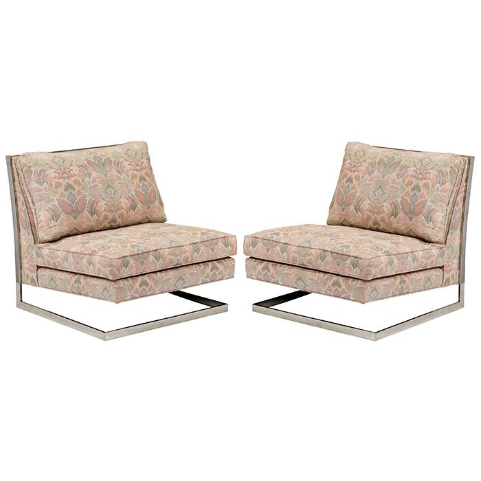 Jack Cartwright, Inc. lounge chairs, pair 28