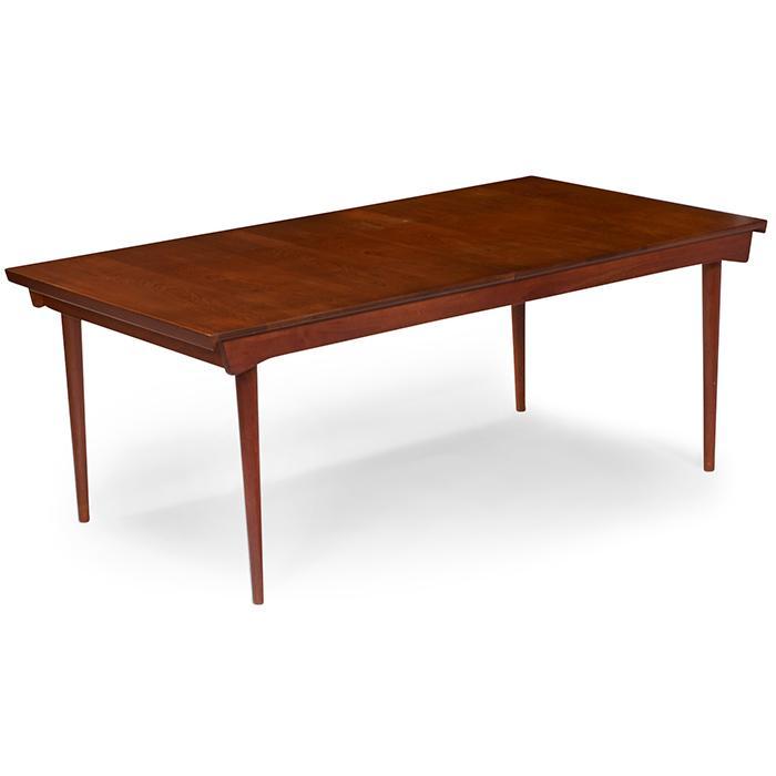 Finn Juhl (1912-1989) for France & Son dining table, model 540 72.5