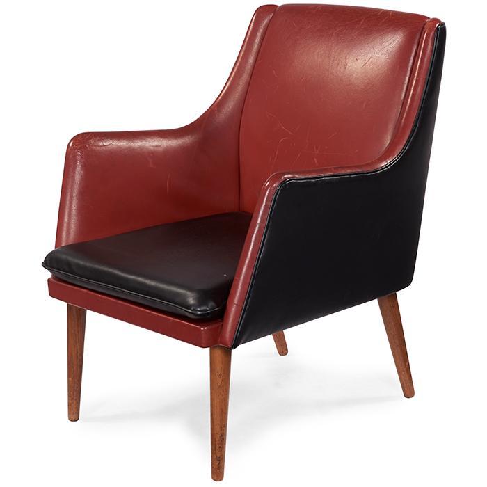 Hans J. Wegner (1914-2007) for AP Stolen AP 18 lounge chair 28