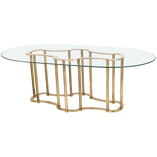 Mastercraft dining table 84