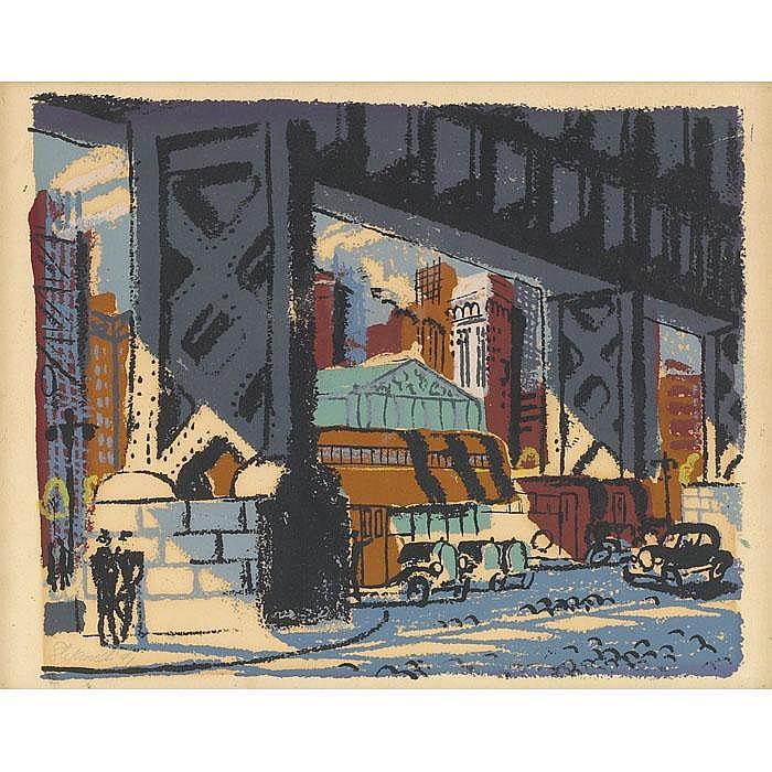 Joseph J. Stefanelli (American, b. 1921)